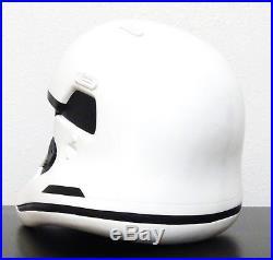 Anovos Star Wars The Force Awakens First Order Stormtrooper Helmet Bust Statue