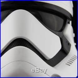 Anovos Star Wars The Force Awakens First Order Stormtrooper Helmet (white)