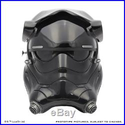 Anovos Star Wars The Force Awakens First Order Tie Fighter Pilot Premier Helmet