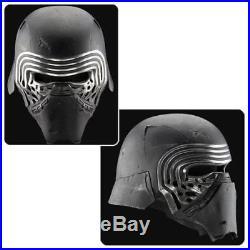 Anovos Star Wars The Force Awakens Kylo Ren Helmet Bust Statue Figure Rare