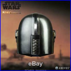 Anovos Star Wars The Mandalorian Helmet PRE-ORDER
