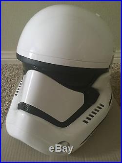 Anovos star wars first order stormtrooper helmet