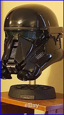 Authentic Star Wars Rogue One Death Trooper Helmet Nissan / Gentle Giant