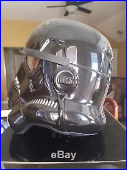 BAIT x Star Wars x EFX Collectibles Shadow Stormtrooper Helmet (black)