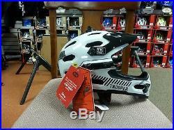 Bell Super 2R Mips Star Wars Storm Trooper withcamera mount Large (58-62cm)