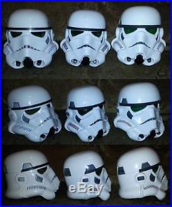 Black Series Star Wars STORMTROOPER Voice Changer Helmet Sand Storm Trooper Efx