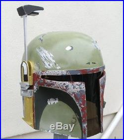 Boba Fett Helmet 11 Star Wars Not Hot Toys Stormtrooper Not Master Replica