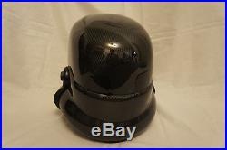 Carbon Fiber Stormtrooper Star Wars Helmet Full Size & Wearable Very Rare