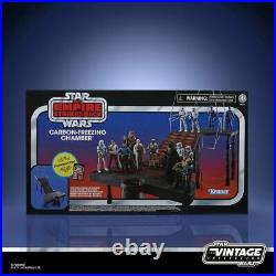 Carbon Freezing Chamber Kenner Vintage Collection Star Wars Figur Hasbro