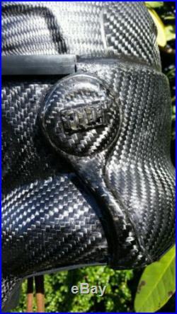 Carbon fiber stormtrooper helmet, one of a kind