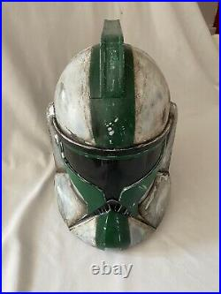 Clone Helmet Hasbro, Custom Storm trooper, 2008 Cosplay ornament Star Wars