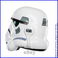 Disney Anovos Star Wars Classic Trilogy Stormtrooper Helmet