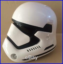 Disney Anovos Star Wars The Force Awakens Stormtrooper Helmet PROMOTIONAL
