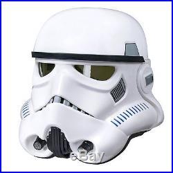 Disney Star Wars Realistic Collector's Imperial Stormtrooper Helmet Costume Mask