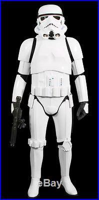 Disney Star Wars Stormtrooper Sandtrooper Armor/Helmet Kit Costume Cosplay Prop