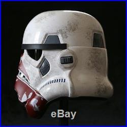 EFX STAR WARS INCINERATOR Stormtrooper Helmet The Force Unleashed ARTIST PROOF