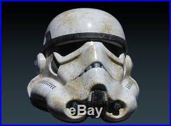 EFX STAR WARS SANDTROOPER HELMET Master Replicas COLLECTIBLES Storm Trooper Luke