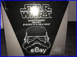 EFX Sandtrooper Stormtrooper Helmet Star Wars
