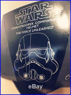 EFX Star Wars Stormtrooper Commander Helmet Replica Limited Edition Collectible
