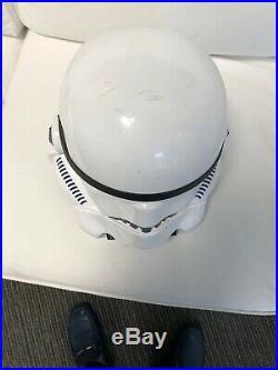 EFX Star Wars Stormtrooper Helmet Prop Replica (MSRP $319 on Amazon)