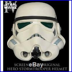 EFX Star Wars Stormtrooper Helmet Prop Replica Open Box