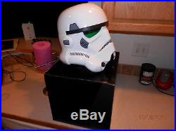 EFX Star Wars stormtrooper helmet