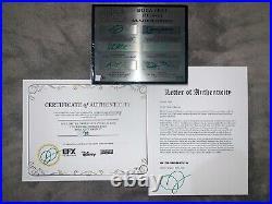 EFX Star wars Boba Fett Green Signature Edition Helmet (only 50 Worldwide)