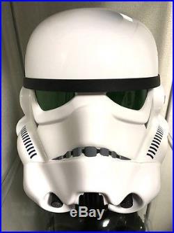 Efx Darth Vader & Shadowtrooper Stormtrooper Helmets Master Replicas Lightsaber