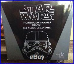 Efx Incinerator Storm trooper Helmet