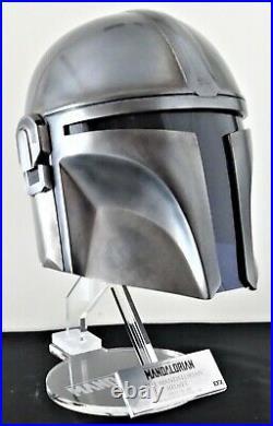 Efx Star Wars The Mandalorian 11 Prop Replica Helmet Mask Statue Figure Bust