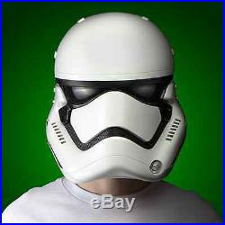First Order Stormtrooper Helmet Prop Replica The Force Awakens Star Wars