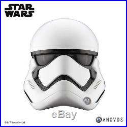Force Awakens Boxed First Order Stormtrooper Helmet By Anovos