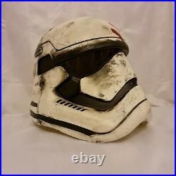Force Awakens Finn Star Wars Stormtrooper Custom Helmet Painted Adult Size