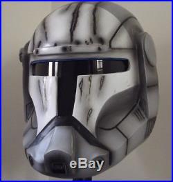 Full size Republic Commando helmet Scorch RC-1262 star wars costume stormtrooper