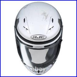 HJC CS-15 Star Wars Storm Trooper Full Faced Motorcycle Motorbike Helmet
