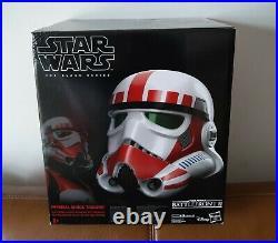 Hasbro Star Wars Black Series Battlefront II Imperial Shock StormTrooper Helmet