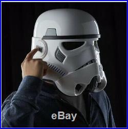 Hasbro Star Wars The Black Series Imperial Stormtrooper Electronic Helmet