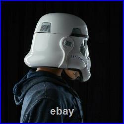 Hasbro Star Wars The Black Series Stormtrooper Electronic Helmet. New in Box