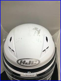 Hjc Cs-r3 Star Wars Storm Troopers Motorcycle Helmet XXL 2xl Free Dark Shield
