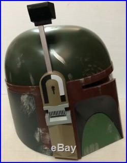 JEREMY BULLOCH signed autographed BOBA FETT HELMET Star Wars BECKETT BAS COA 3