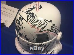 Ken Lashley Storm trooper Helmet