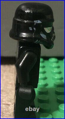 LEGO Misprint Shadow Storm Trooper 7667 7664 Stormtrooper Misprint Helmet