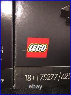Lego Star Wars Helmets, 75227, 75274, 75276, 75277 Darth Vader Boba Fett Tie