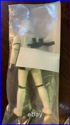 Luke Skywalker Stormtrooper VINTAGE STAR WARS Complete 100% Original LAST 17