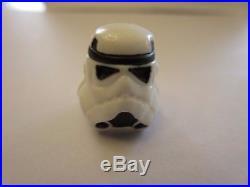 Luke Stormtrooper Helmet POTF Last 17 ORIGINAL Not Repro Star Wars Vintage DC