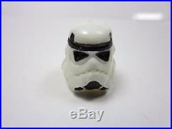 Luke Stormtrooper Helmet POTF Last 17 ORIGINAL Not Repro Star Wars Vintage JP