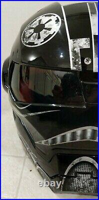 Masei 610 Star Wars Black US Army Storm Trooper Motorcycle Harley Chopper Helmet