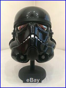 Master Replicas Star Wars Shadow Stormtrooper Helmet # 225 / 500
