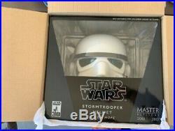 Master Replicas Star Wars Stormtrooper Helmet A New Hope