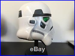 Master Replicas Star Wars Stormtrooper Helmet EP IV LE #551/2500